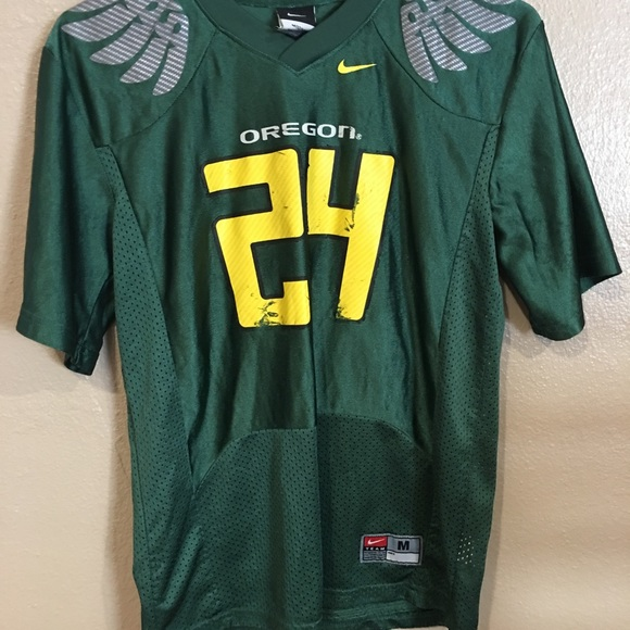new style b0ea7 7c9bb Oregon Ducks youth football jersey M Nike